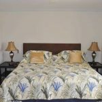 Sapphire Beach Villa 107 master bedroom