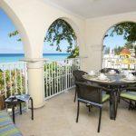 Sapphire Beach Villa 101 patio