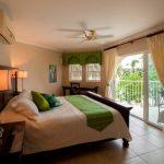 sapphire beach villa 215 master bedroom