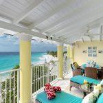 Sapphire Beach Villa 507 patio